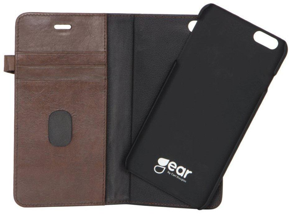 Gear Buffalo Wallet (iPhone 5/5S/SE) - Brun