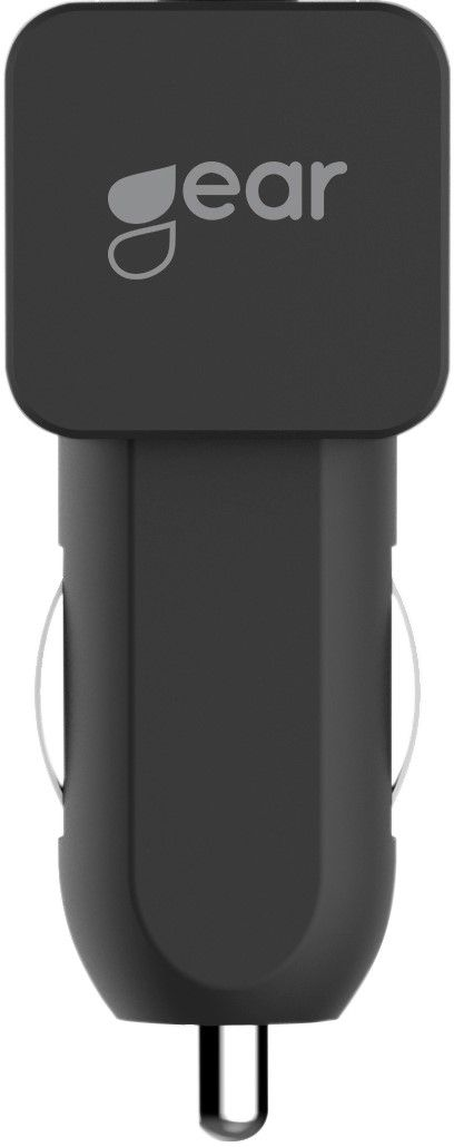 Gear Car Charger 2 x USB 4,8A