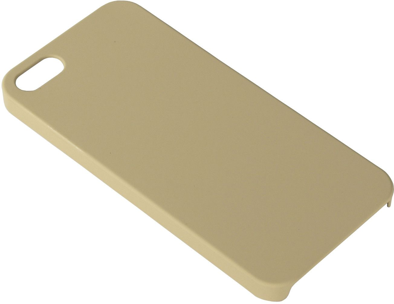 Gear Hard Case (iPhone 5/5S/SE) - Beige