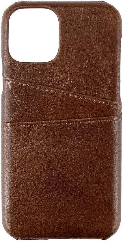 Gear Onsala Card Case (iPhone 11 Pro) - Brun