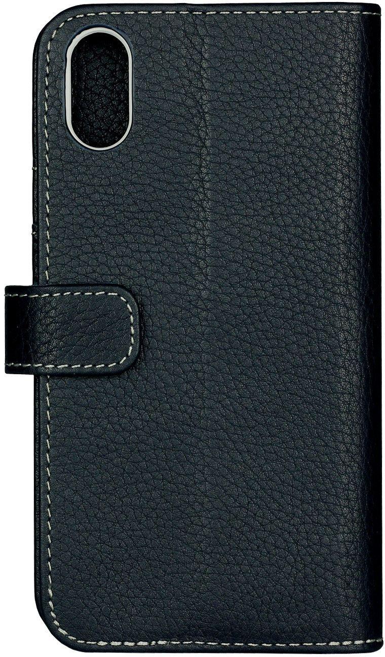 Gear Onsala Leather Wallet - Plånboksfodral - iPhone Xs ... 0ba9dd96ca442