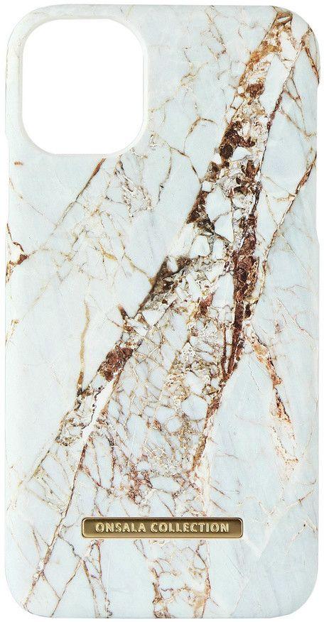 Gear Onsala Magnetic Marble (iPhone 11) - Blå