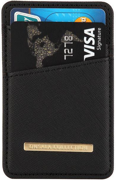 Gear Onsala Phone Card Holder - Saffiano