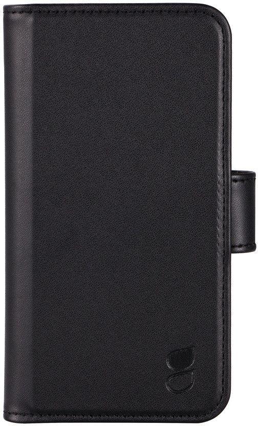 Gear Plånboksväska med magnetskal (iPhone 12 mini)