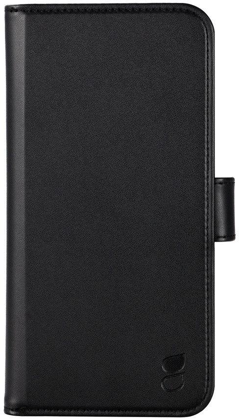 Gear Plånboksväska med magnetskal (iPhone 12 Pro Max)