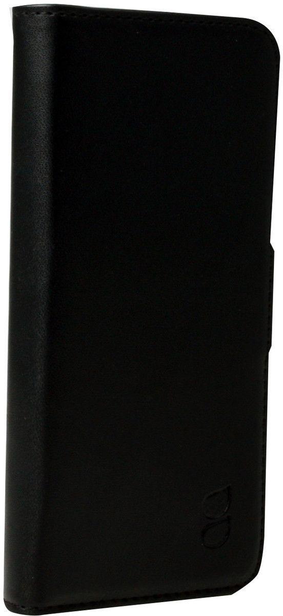 Gear Plånboksväska med magnetskal (iPhone 6/6S) - Vit