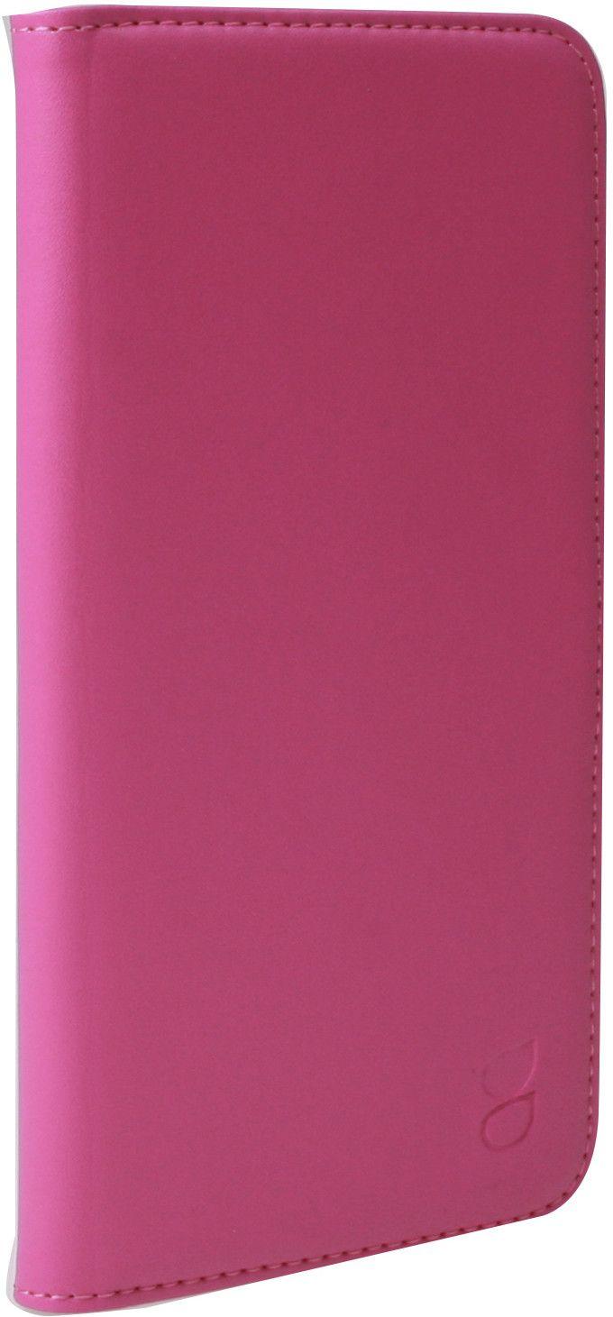 Gear Smal Plånboksväska (iPhone 6(S) Plus) - Rosa