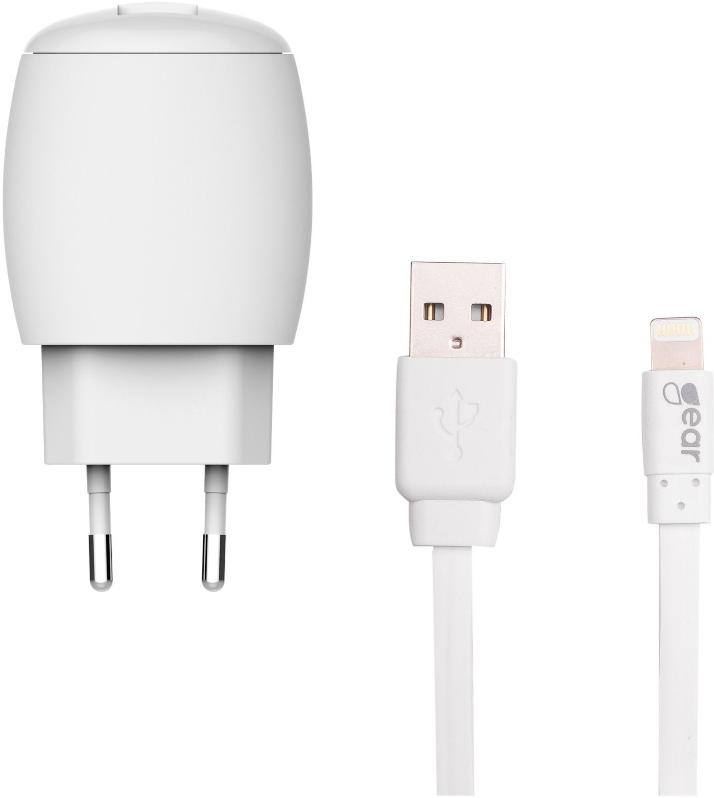Gear Travel Charger Lightning 1A