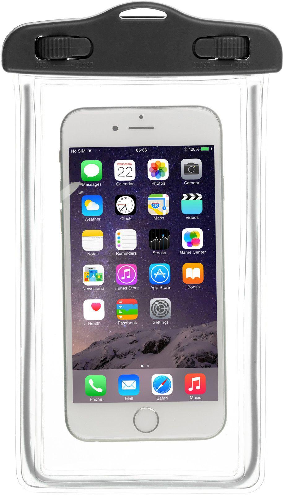 Kanon Gear Vattentät Mobilväska (iPhone Max/Plus) - iPhonebutiken.se ML-96
