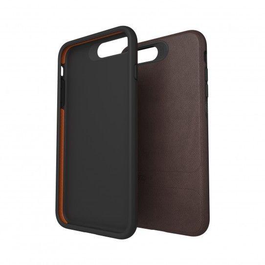 Gear4 D3O Mayfair (iPhone 7 Plus) – Brun