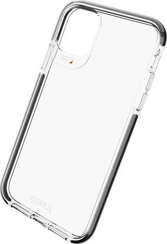 Gear4 D3O Piccadilly (iPhone 11) - Transparent/Roséguld