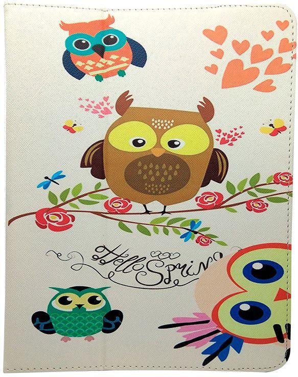GreenGo Case Happy Owl Family