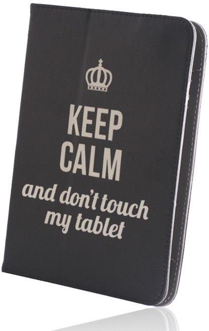 GreenGo Case Keep Calm (iPad)