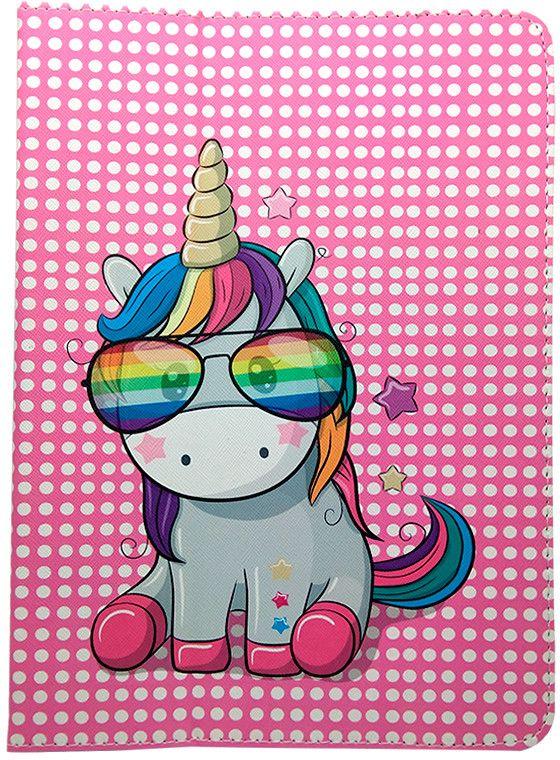 GreenGo Case Rainbow Unicorn (iPad mini)