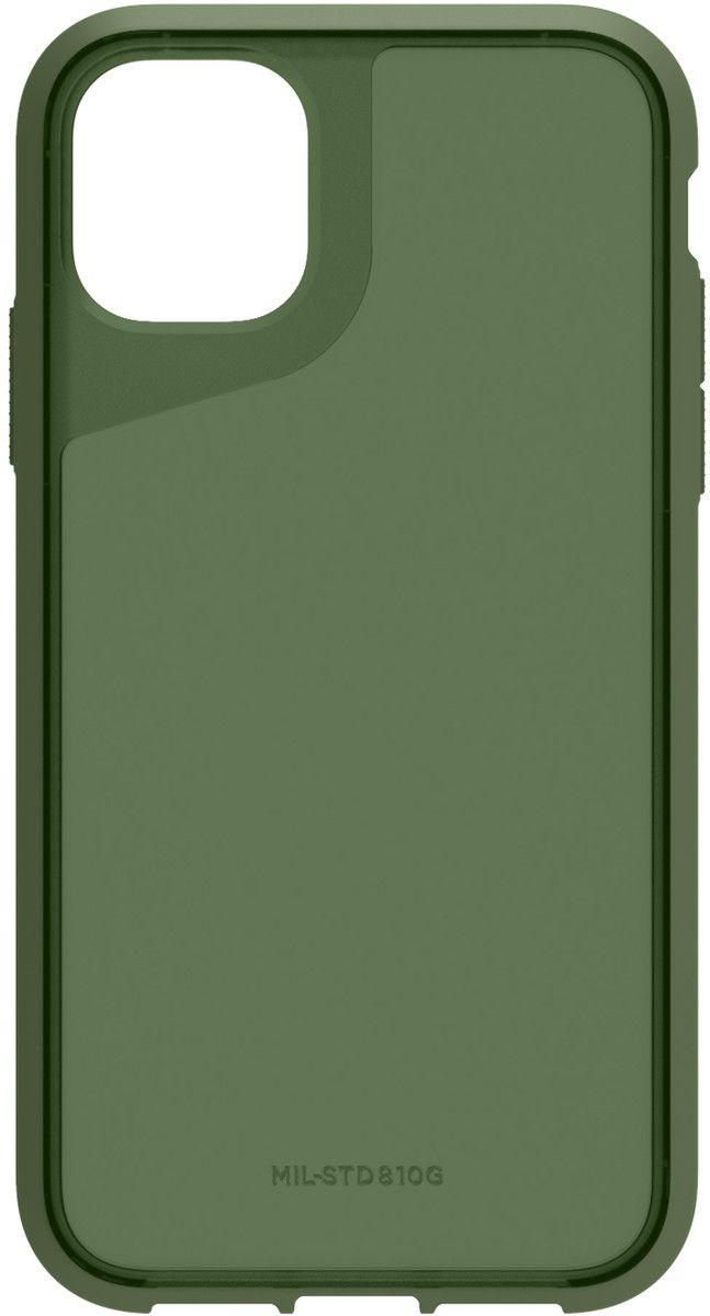 Griffin Survivor Strong (iPhone 11) - Grön
