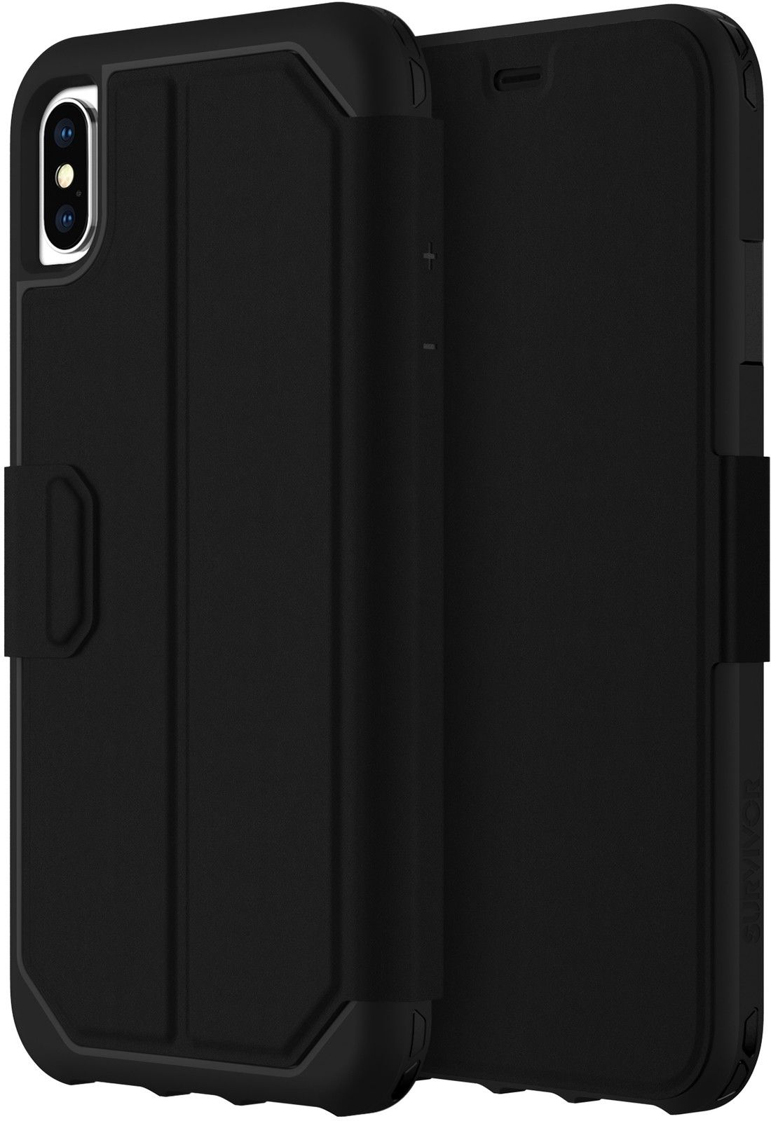 Griffin Survivor Strong Wallet (iPhone Xs Max)