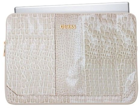 Guess Croco Sleeve (iPad Pro 12,9)