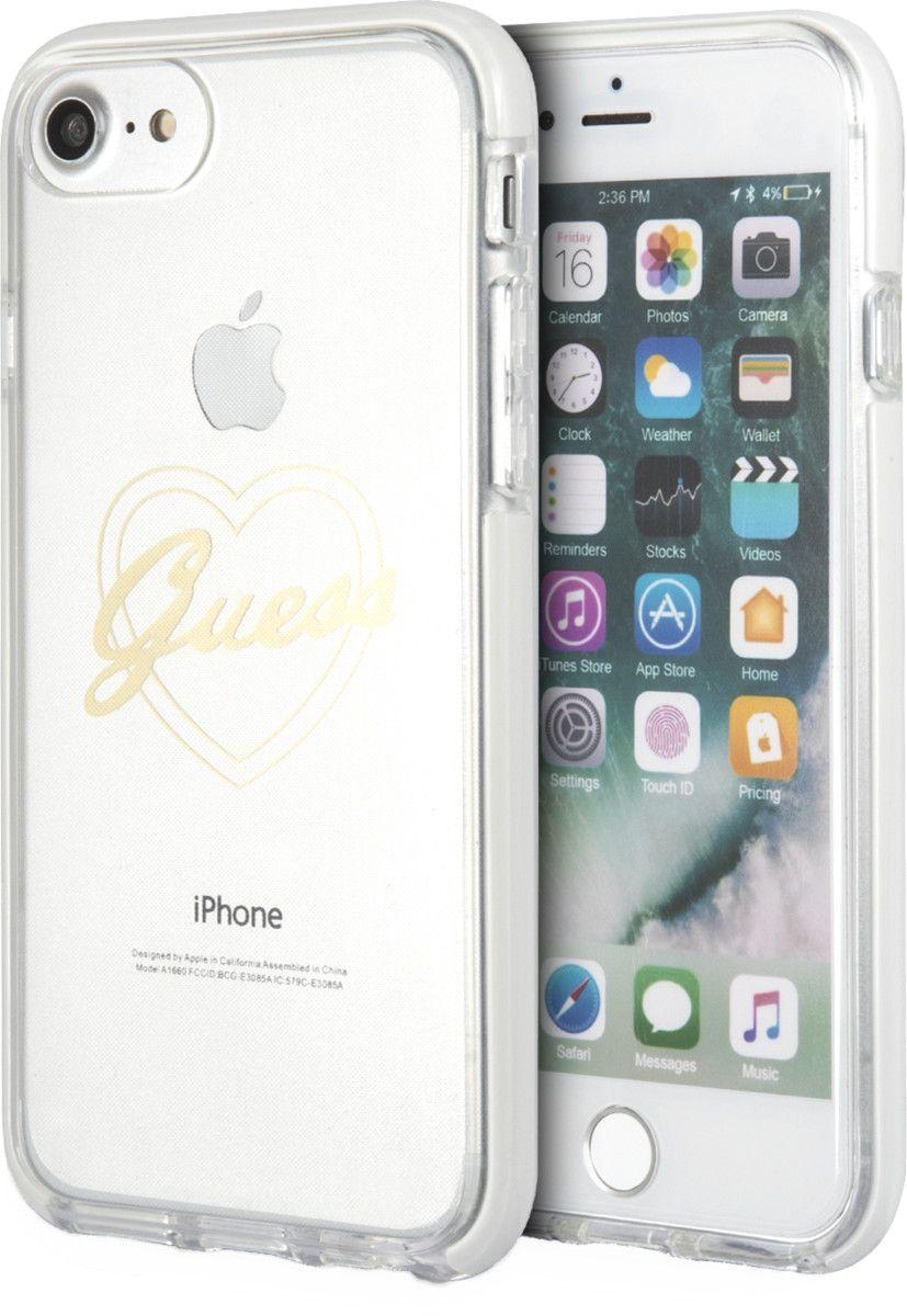 Guess Hard Case Loving Logo (iPhone SE2/8/7)