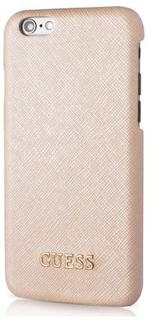 Guess Saffiano Hard Case (iPhone 6/6S) – Beige
