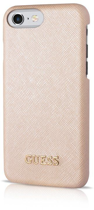Guess Saffiano Hard Case (iPhone 7) – Beige