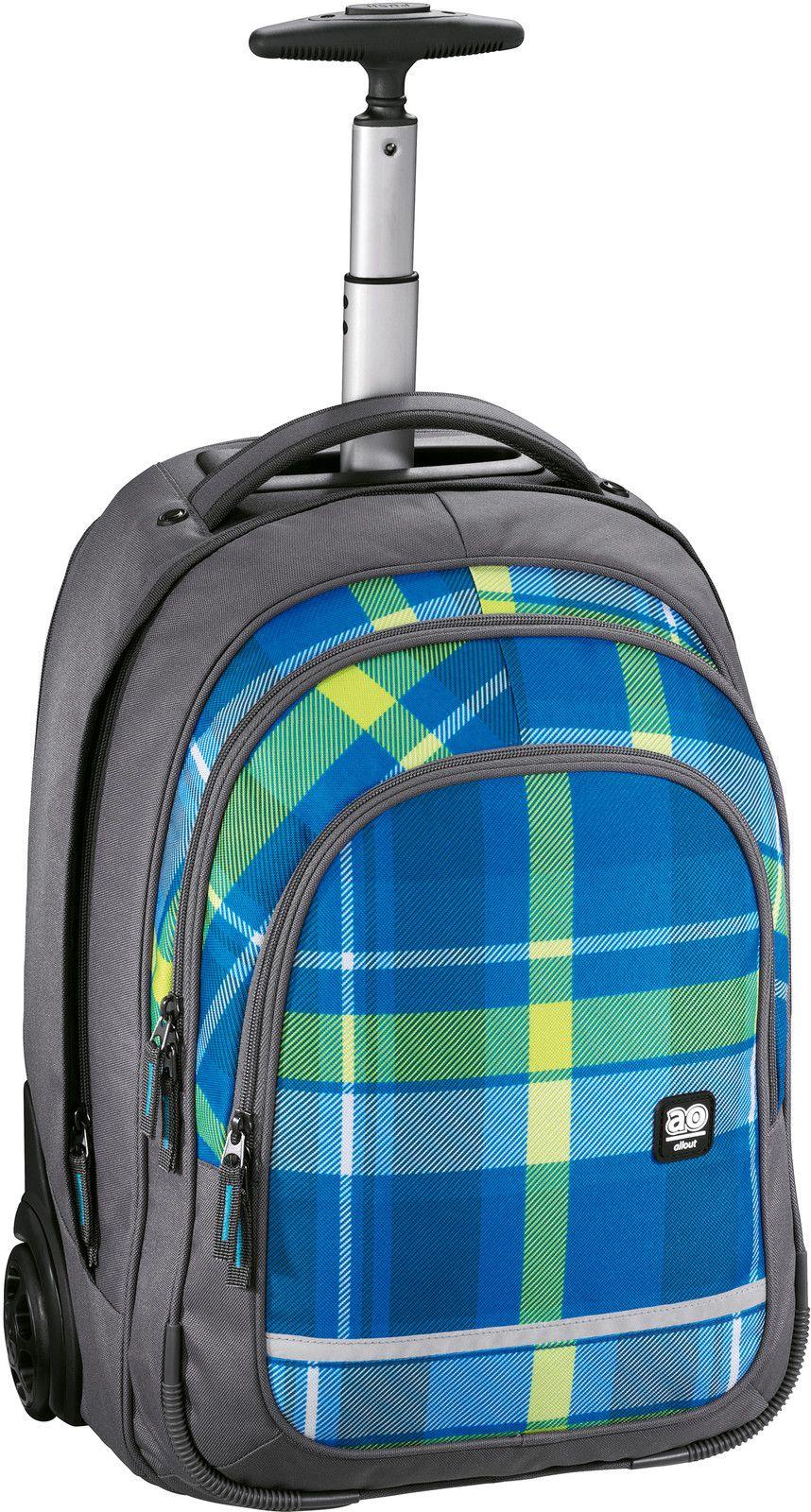 """Hama Bolton Backpack (15"""") - Grå/blå"""