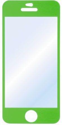 Hama Färgat Skärmskydd (iPhone 5C) - Grön