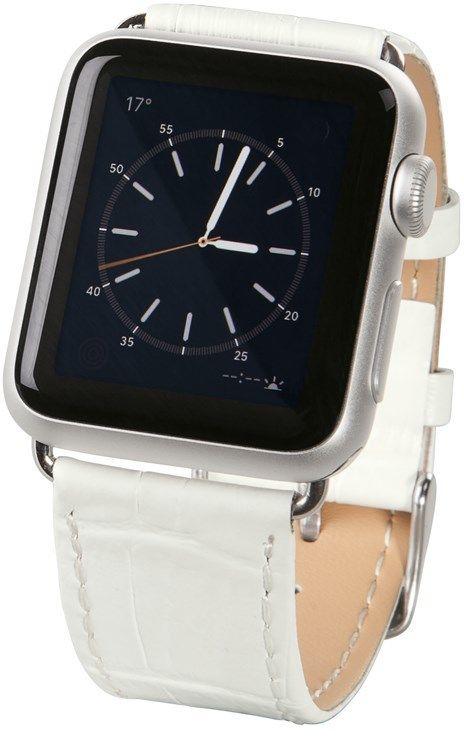 Hama Watchband Croco (Apple Watch 38 mm)