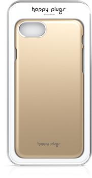 Happy Plugs Deluxe Slim Case (iPhone 8/7) - Guld