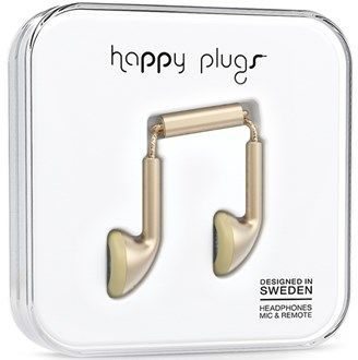 Happy Plugs Earbud - champagne