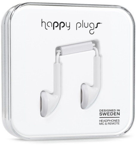 Happy Plugs Earbud - vit