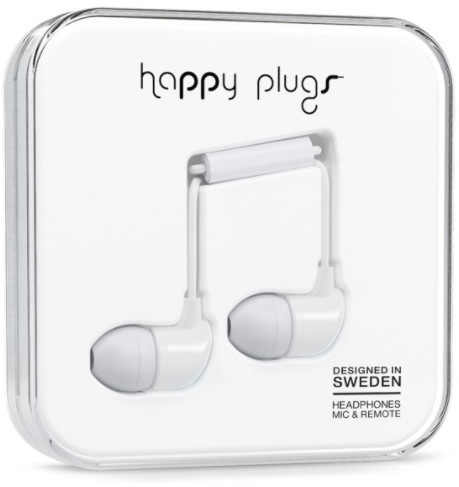 Happy Plugs In-Ear - vit