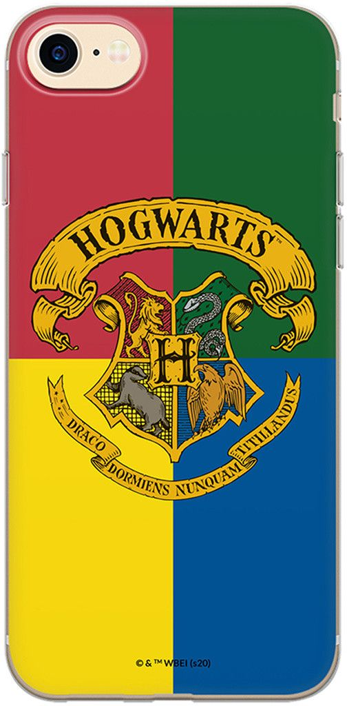 Harry Potter Case - Hogwarts (iPhone SE2/8/7)