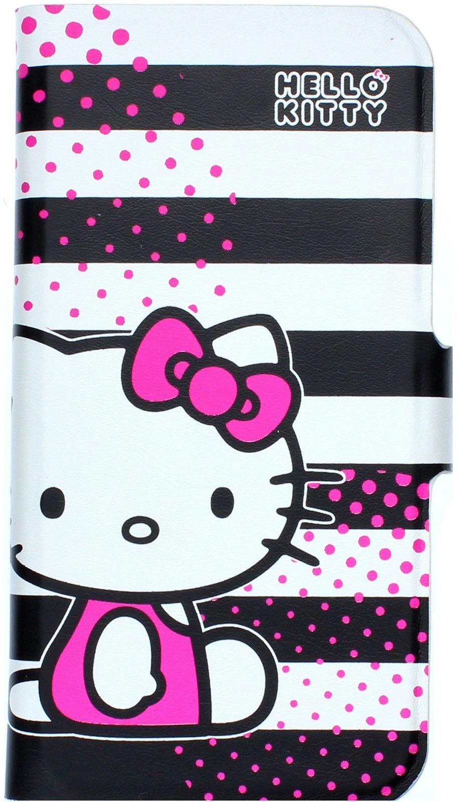 Hello Kitty Plånboksväska (iPhone 5/5S/SE)
