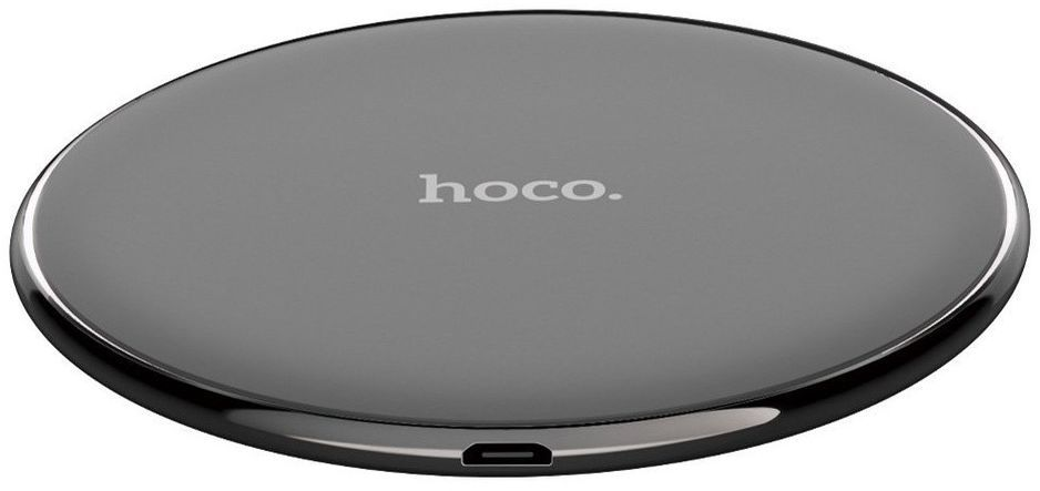 Hoco Wireless Qi Charging Pad - Svart