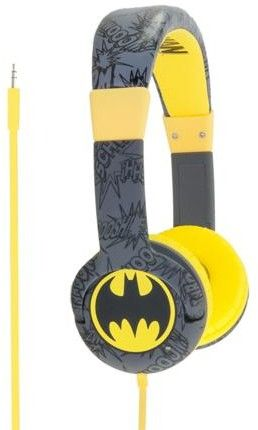 DC Comics Hörlur Junior Batman