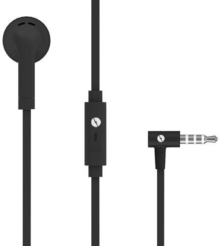 Champion Plug Pro - Mono-headset - Svart
