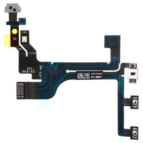 Flexkabel till ström-, volym- och muteknapp (iPhone 5C)