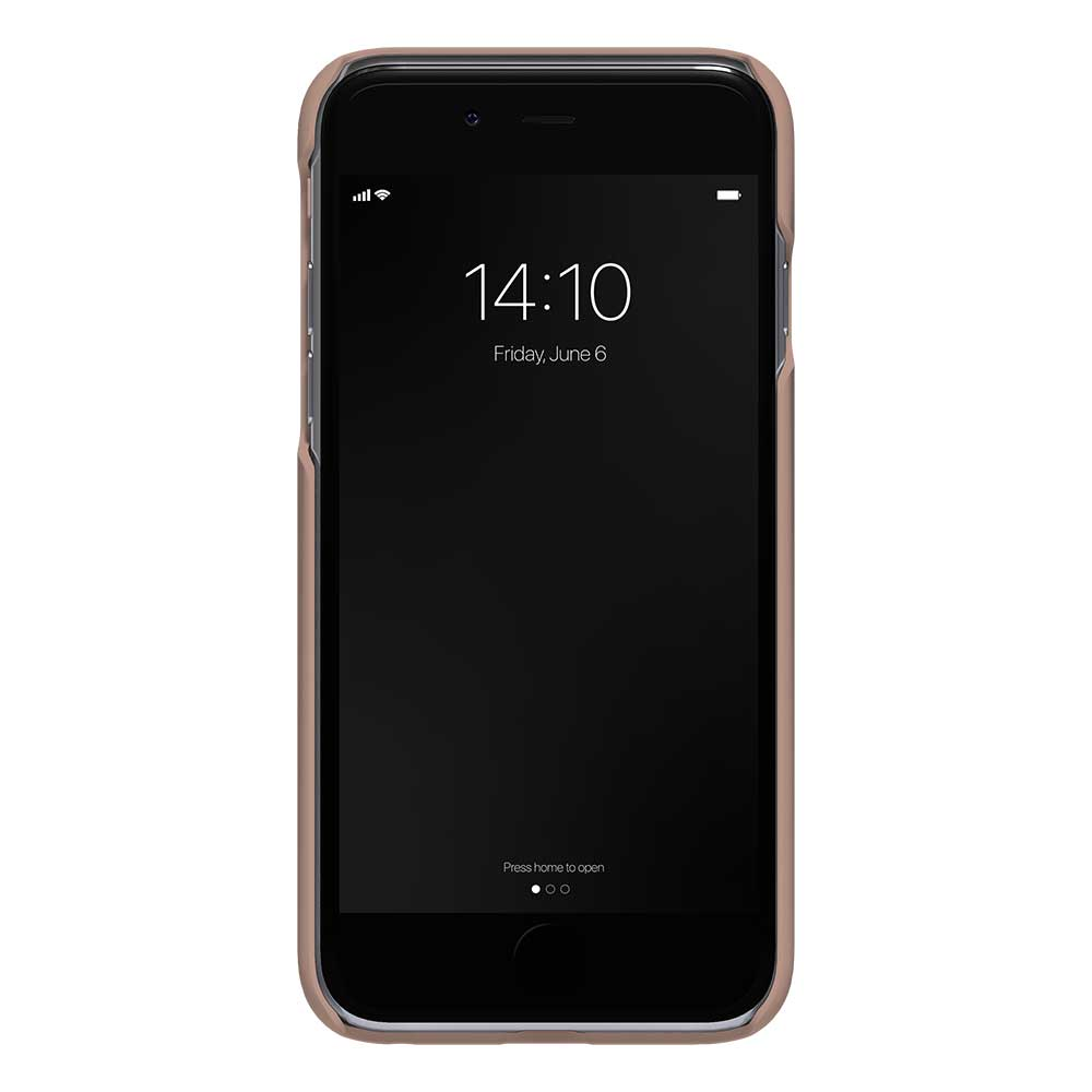 iDeal Of Sweden Atelier Case (iPhone SE2/8/7) - Nightfall Croco