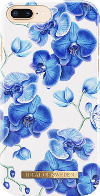 iDeal of Sweden Baby Blue Orchid (iPhone 8/7/6(S) Plus)