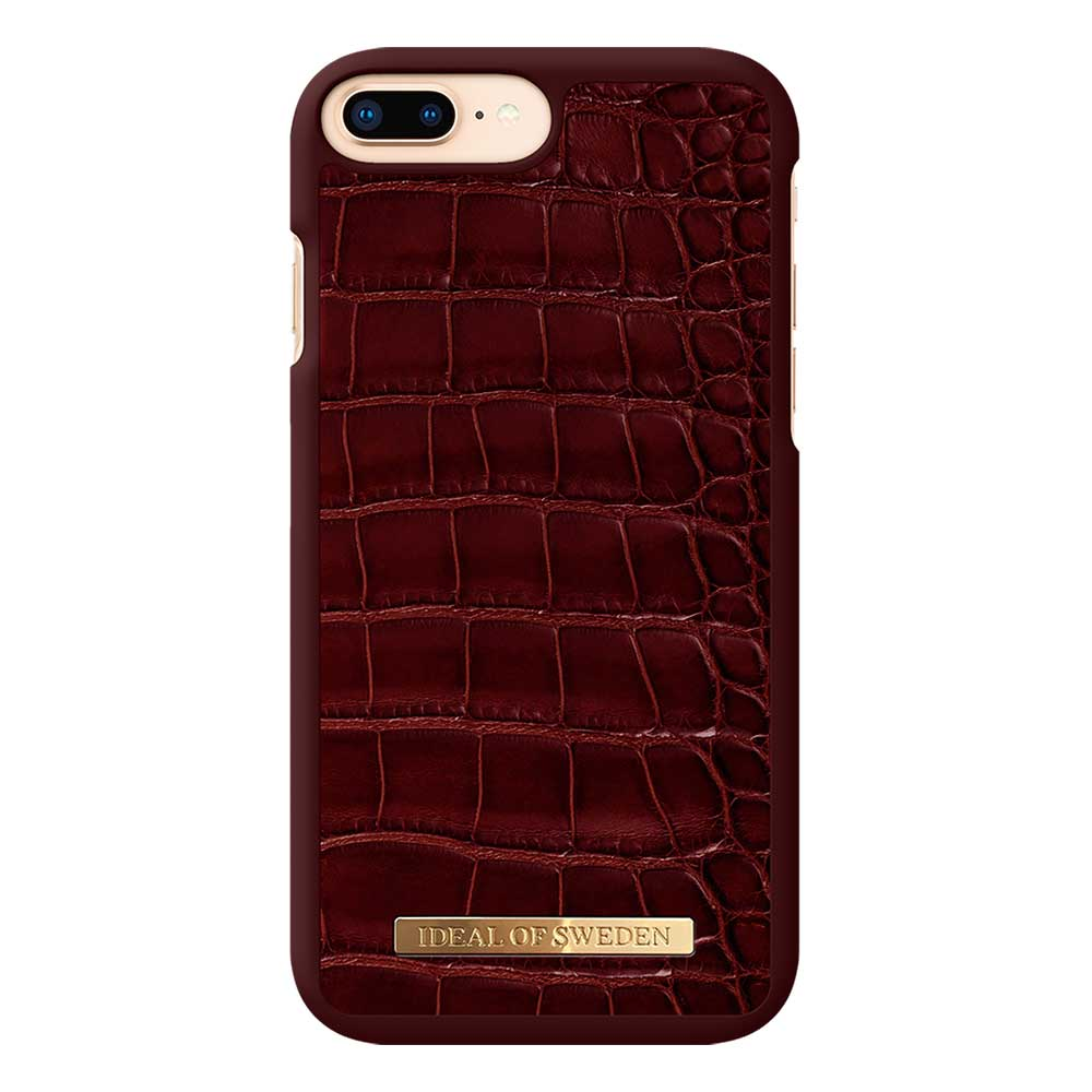 iDeal Of Sweden Croco Case (iPhone 8/7/6(S) Plus)
