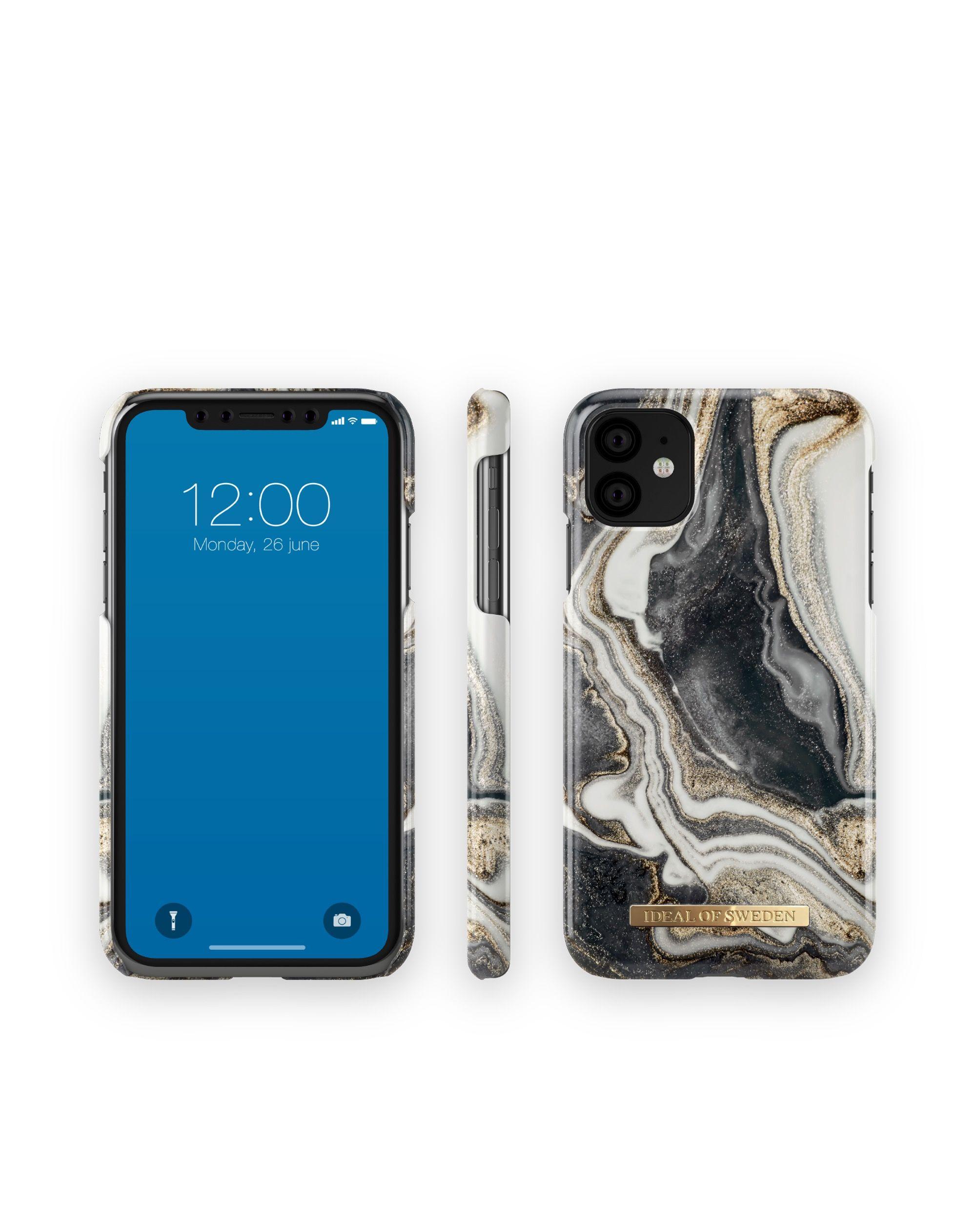 iDeal Of Sweden Design Marble (iPhone 11) - Golden Sand Marble