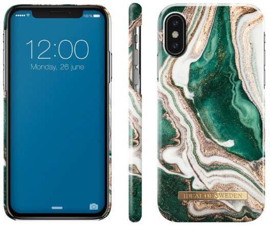 iDeal Of Sweden Golden Jade (iPhone X/Xs)