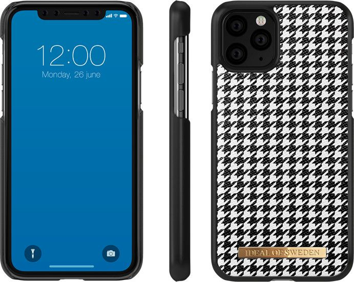 iDeal of Sweden Houndstooth (iPhone 11 Pro)