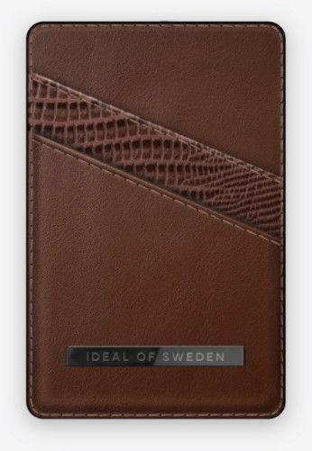 iDeal Of Sweden Magnetic Wild Cedar Snake Card Holder