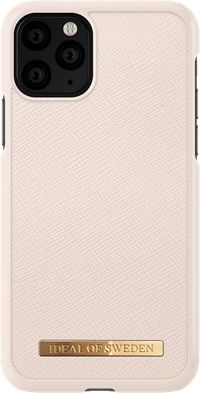 iDeal of Sweden Saffiano Case (iPhone 11 Pro) - Beige