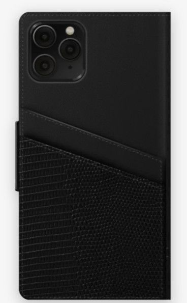 iDeal of Sweden Unity Wallet (iPhone 12 mini) - Eagle Black
