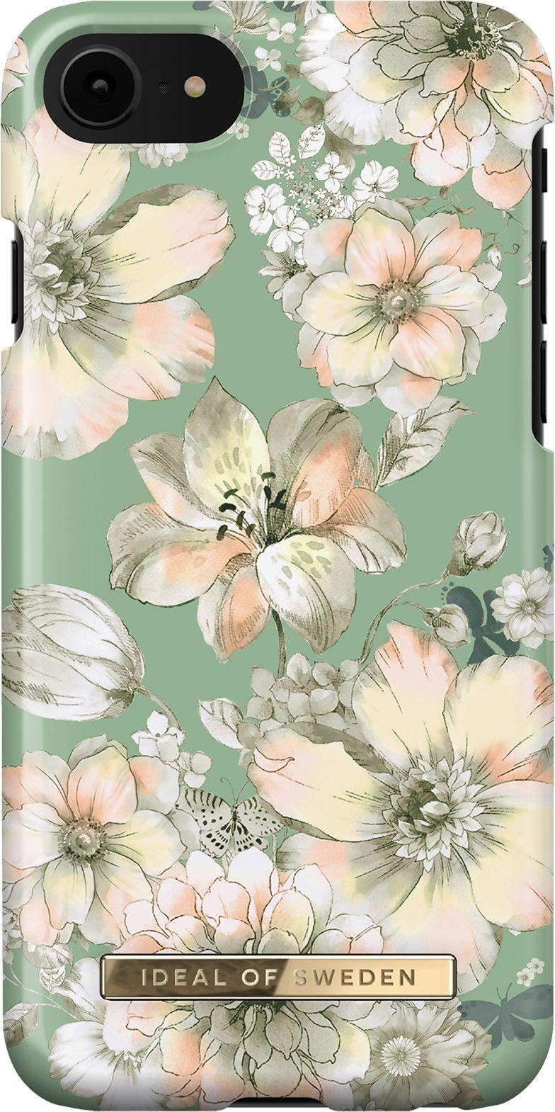 iDeal Of Sweden Vintage Bloom Case (iPhone SE2/8/7/6/6S)
