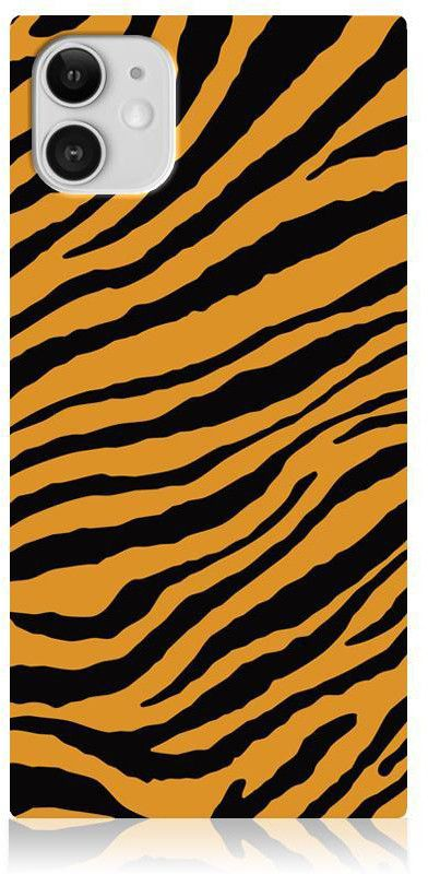 iDecoz Square Case - Animal Print (iPhone 11) - Leopard