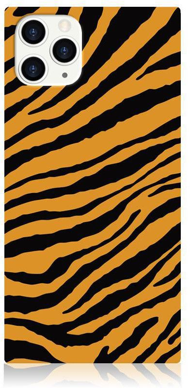 iDecoz Square Case - Animal Print (iPhone 11 Pro Max) - Python