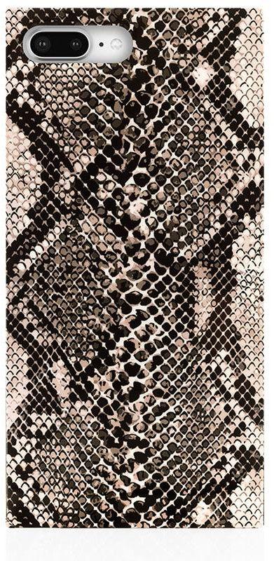 iDecoz Square Case - Animal Print (iPhone 8/7 Plus) - Leopard